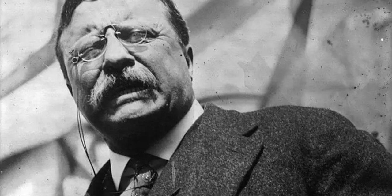 The Indomitable Courage of Teddy Roosevelt