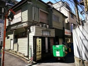 callecitas en Kagurazaka