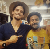 Miro Moreira   Modelo e ex-participante do reality show A Fazenda