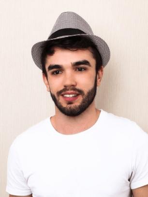 Chapéu Fedora Otávio
