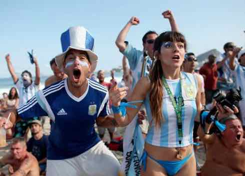 Argentina Fans Whatsapp Group Link Collection