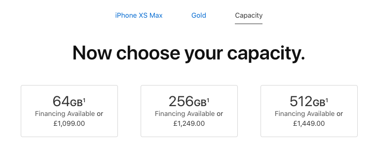 iPhone News UK - iPhone Xs Max Price in UK