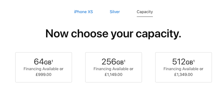 iPhone News UK - iPhone Xs Price in UK