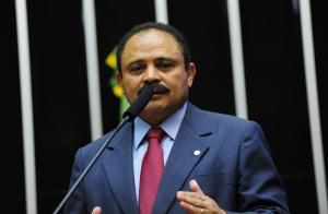 Waldir virou presidente interino após o STF determinar o afastamento de Eduardo Cunha