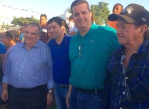 Rômulo Gouveia, Helhinho e Amigos no Distrito da Bonita