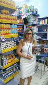 Empresária Vládia Santos