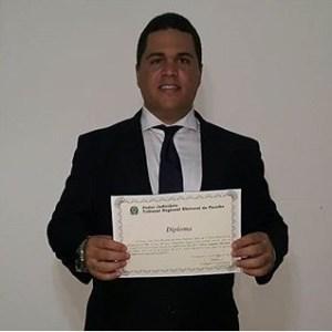 Vereador Diego Meireles - PSDB