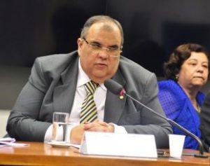Deputado Rômulo Gouveia, do PSD