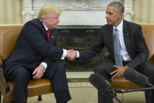 Hoje à noite o presidente Obama faz um último balanço da sua gestão no cargo mais poderoso do planeta, antes de passar o bastão ao seu sucessor, Donald TrumpAgência Lusa/EPA/Michael Reynolds/Direitos Reservados