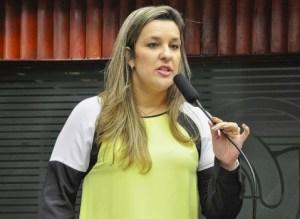 Deputada Estadual Camila Toscano (PSDB)