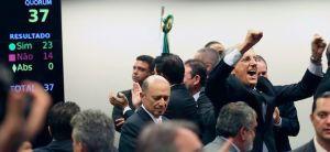 Brasília - Deputados aprovam por 23 a 14 a Reforma da Previdência na Comissão especial (Fabio Rodrigues Pozzebom/Agência Brasil)