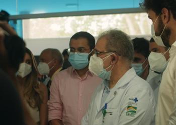 Em segundo encontro com ministro da Saúde, Rafafá reforça demandas para Campina