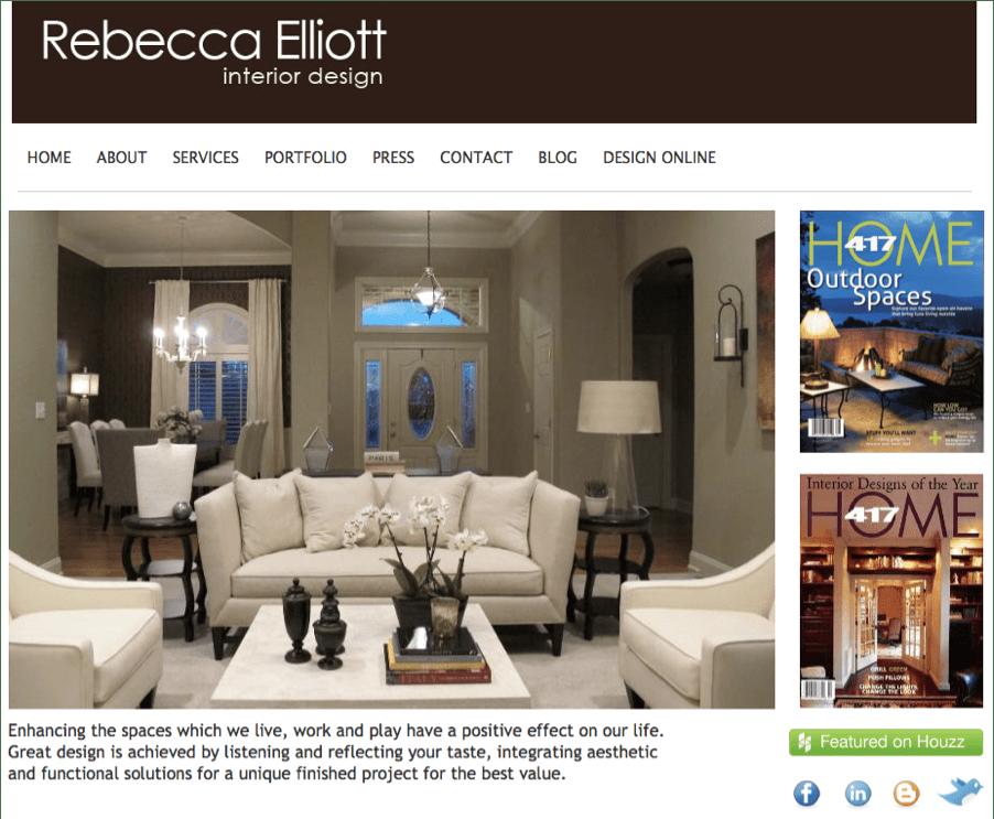 Make Your Website: Interior Design