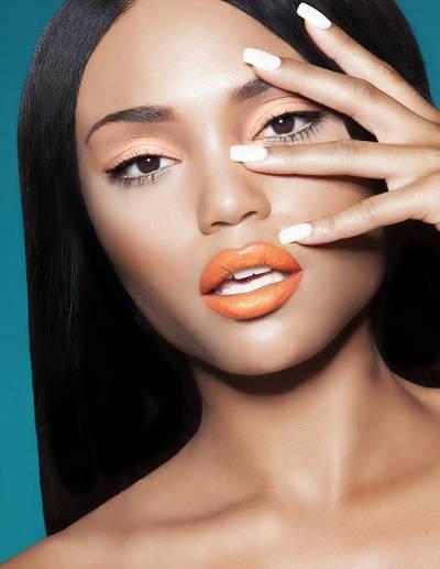 maquiagem-para-usar-com-batom-laranja-negras2