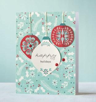Get ahead on Christmas cards! #CTMH #closetomyheart #ctmhcutabove #christmascards