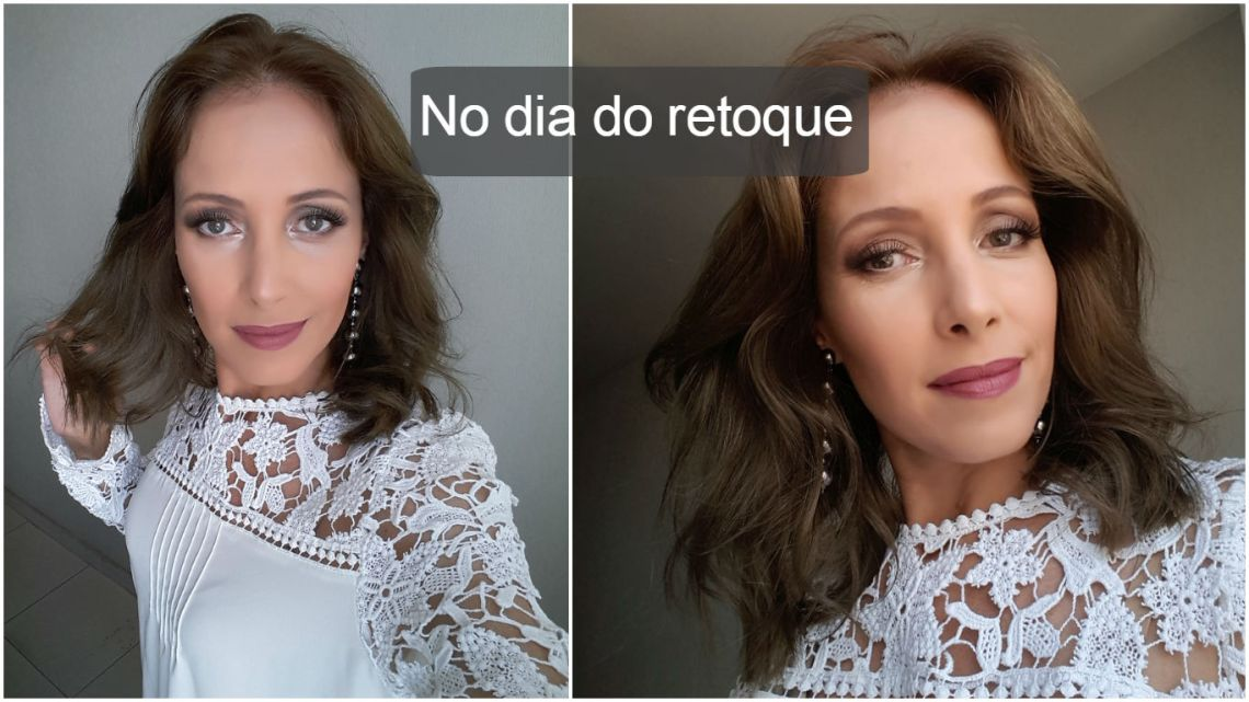 retoque hair bronde rock blog da ana