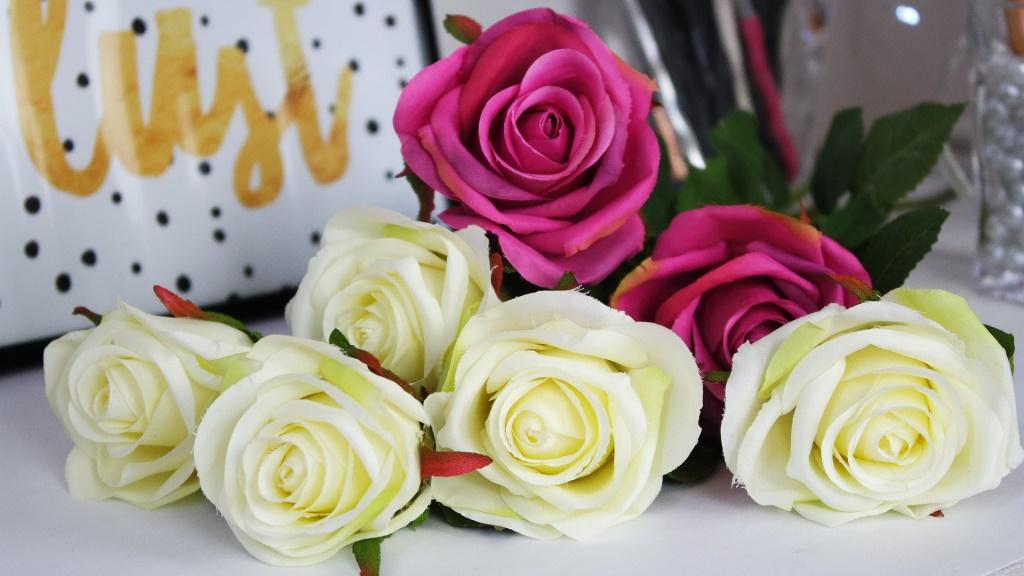 rosas permanentes florae blog da ana