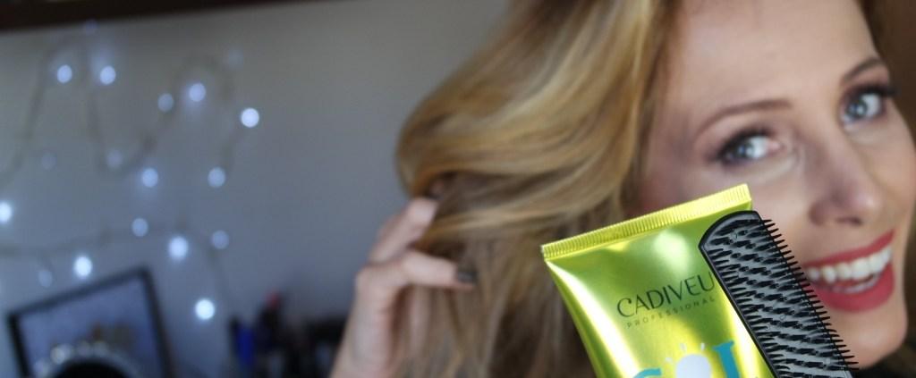 máscara recharge protein cadiveu mechas 100% saudáveis blog da ana