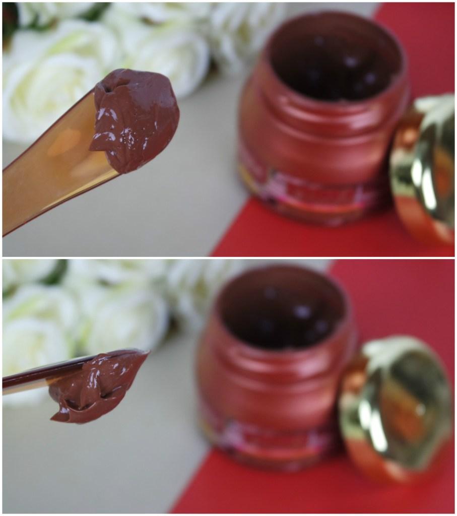 máscara bomba de chocolate forever liss resenha blog da ana