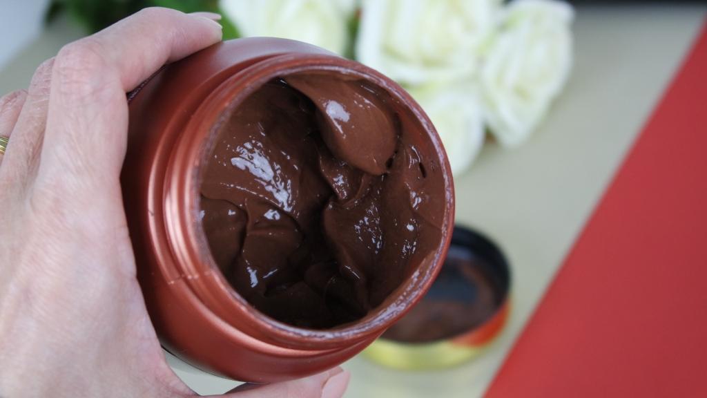 resenha máscara bomba de chocolate forever liss cor blog da ana