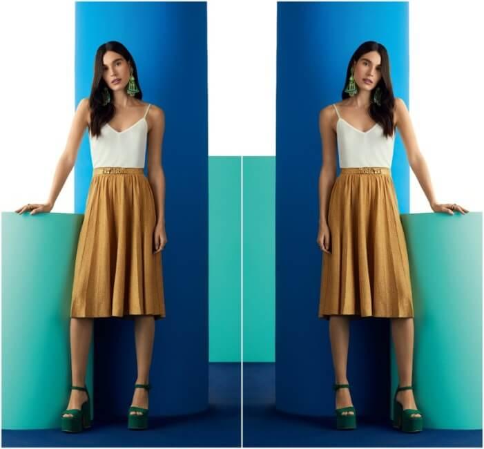 coleção cápsula gig couture cea plissado blog da ana