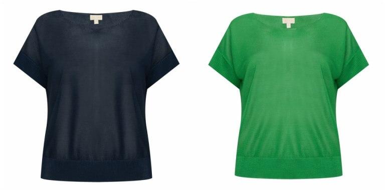 coleção cápsula gig couture cea verde azul blog da ana