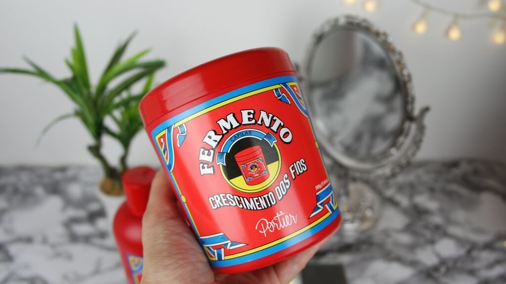 resenha kit fermento portier máscara blog da ana