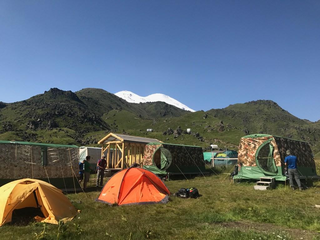 Acampamento Base Elbrus