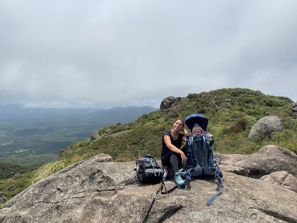 Cume Morro do Anhagava
