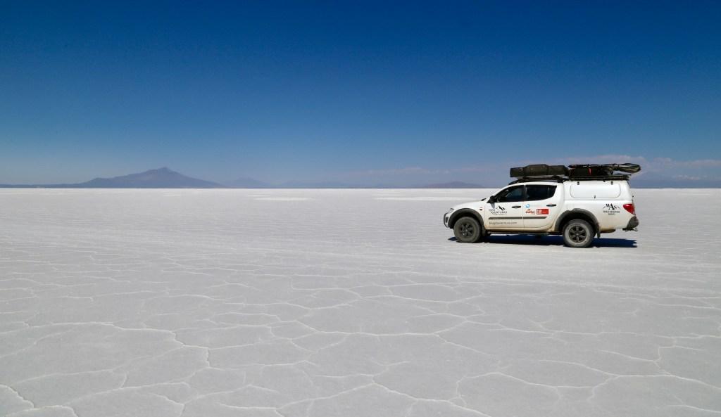 Viagem de Carro pela América do Sul