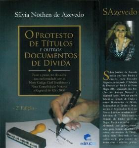 Capa do meu livro 2ª edição