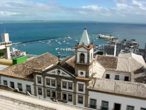 View_over_Harbour_Area_from_Hotel_Arthemis_-_Salvador_-_Brazil