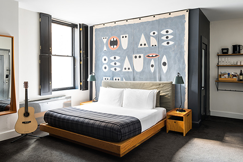 NYC Medium Room