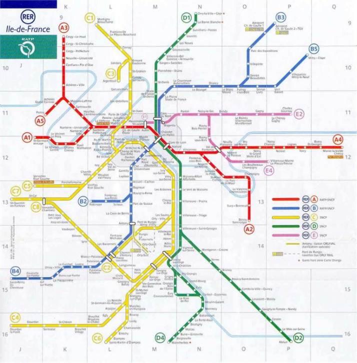 Paris_RER_Viajando-bem-e-barato