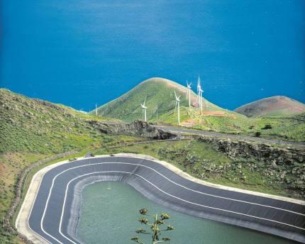 Usinas Hidrelétricas Reversíveis