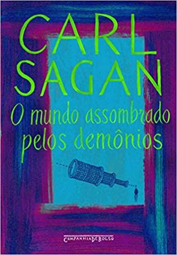 livro O mundo assombrado pelos demônios - Carl Sagan