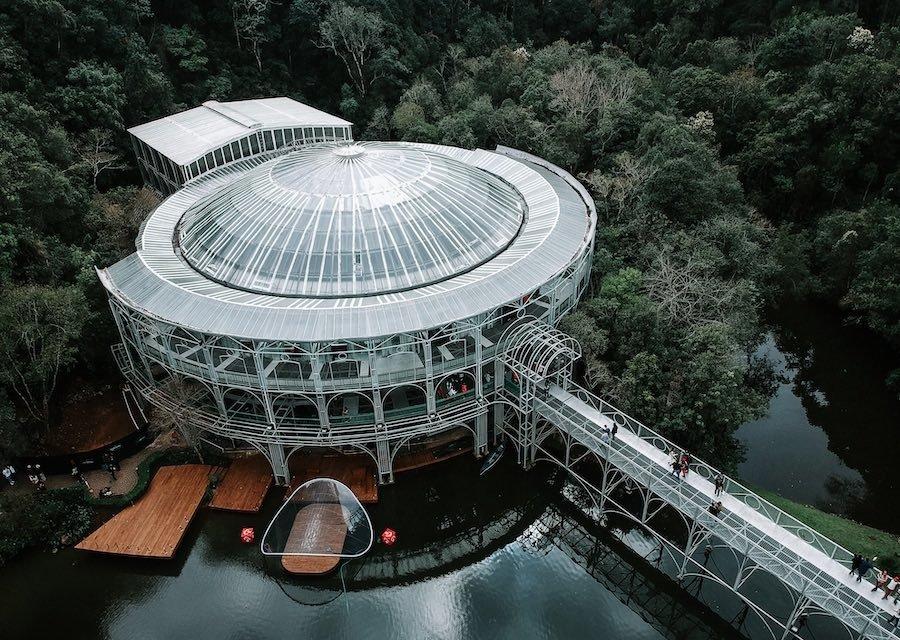 Opera de Arame em Curitiba