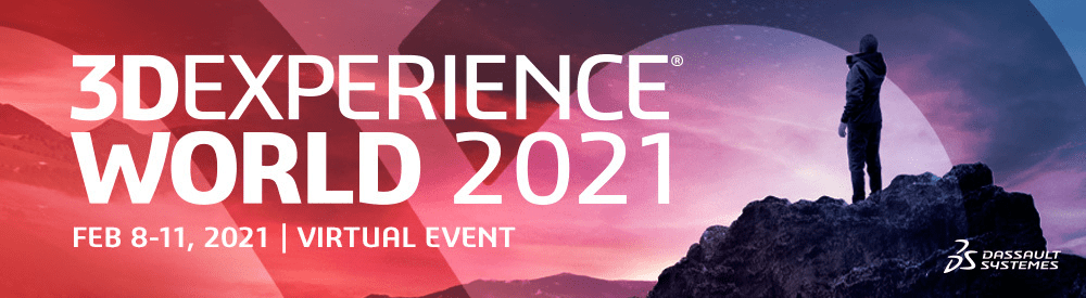 3DEXPERIENCE World 2021