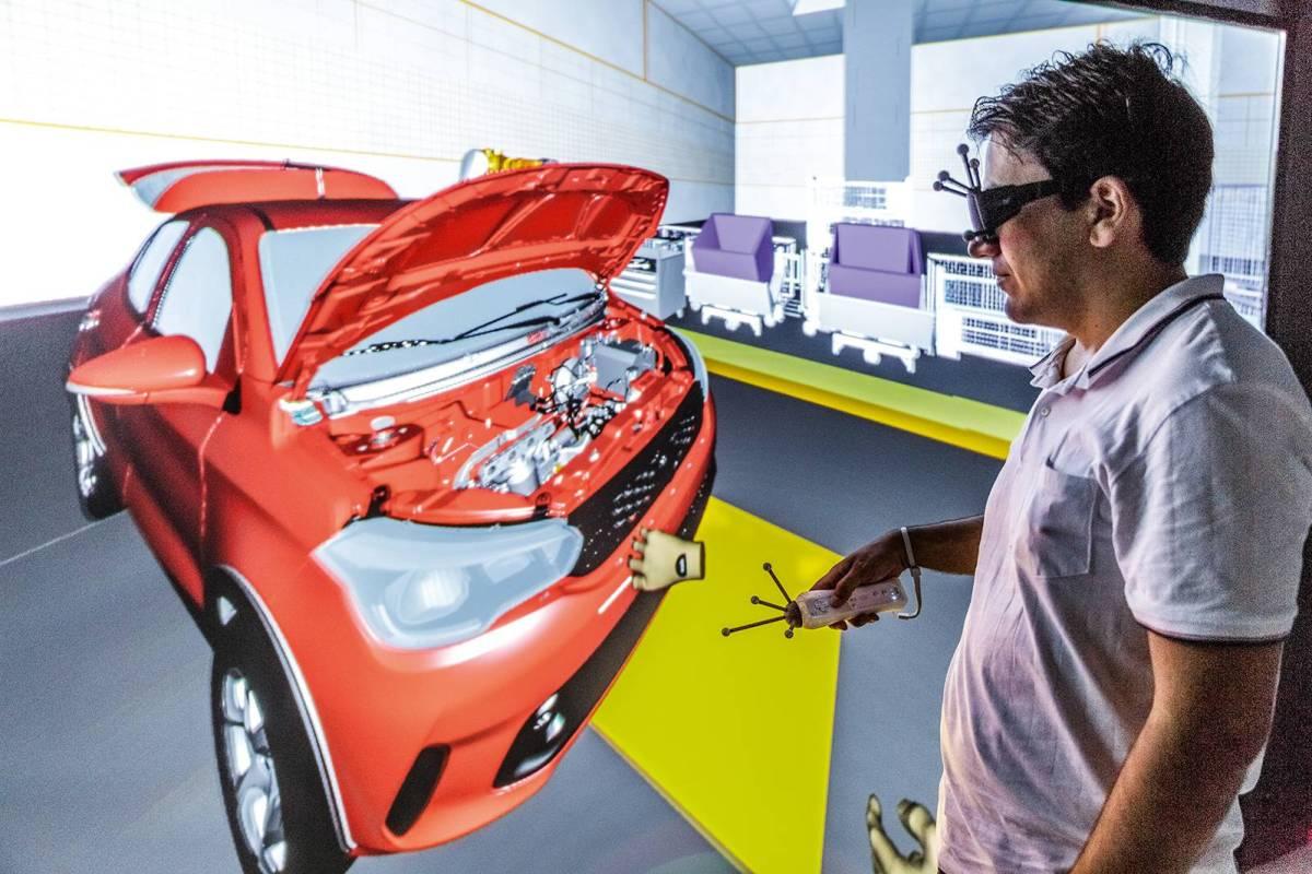 Realidade Virtual Fiat