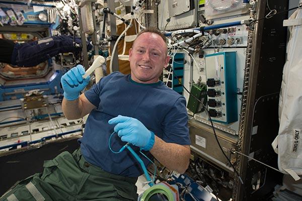 Impressão 3D na Estação Espacial