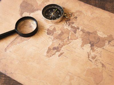 Capa de artigo topografia x geodésia