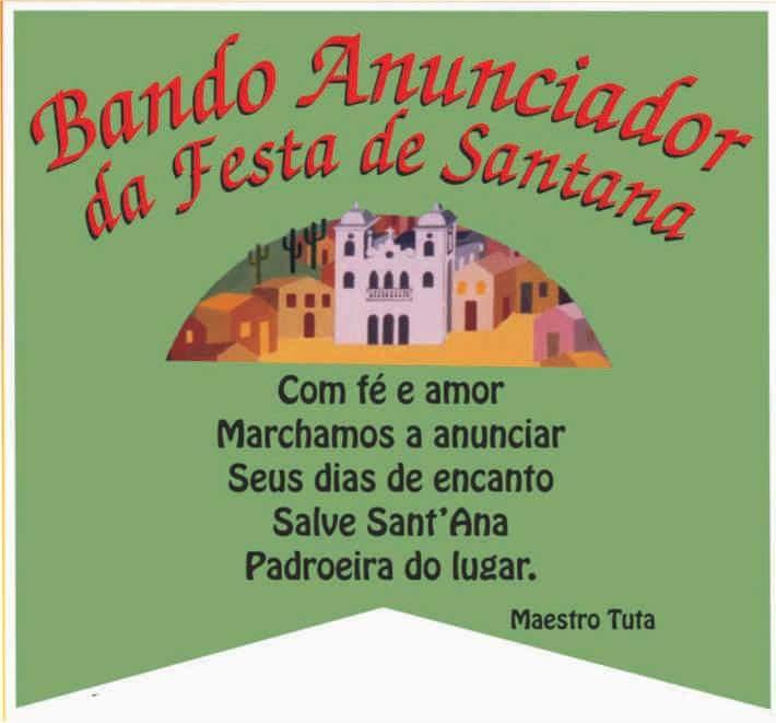 BANDO ANUNCIADOR
