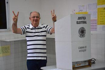 ronaldo votou