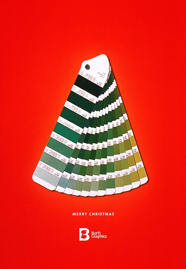 Clever Christmas Ad Designs To Raise Your Holiday Spirit