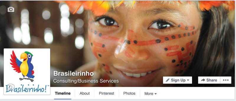 Brasileirinho-Facebook -Page