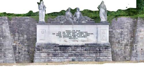 Infrastructure Deformation monitoring Photogrammetric representation of the memorial
