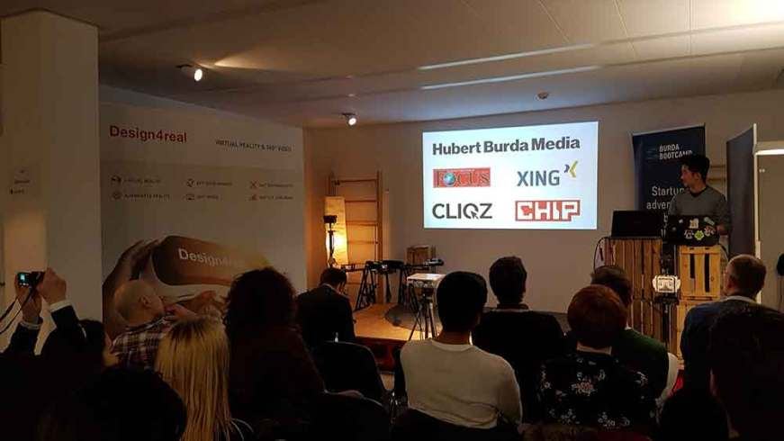 Opening by Khiem Ton That from Hubert Burda Media