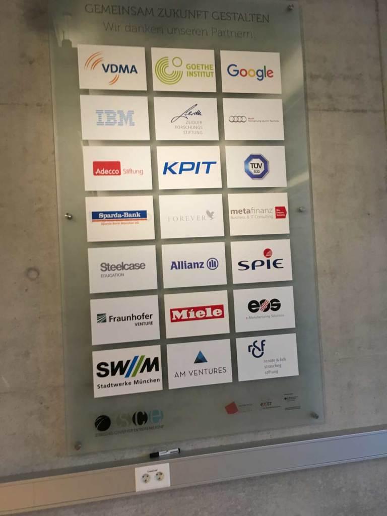Unicorns in Tech Sponsors