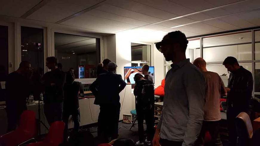 And a couple of more HoloLens Demos.