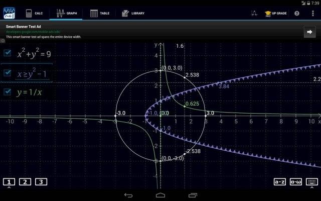 app calculadora grafica para android gratis graphing calculator